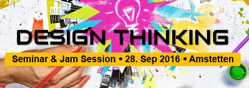 banner design thinking