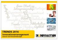titelbild trendreport innovationsmanagement 2016