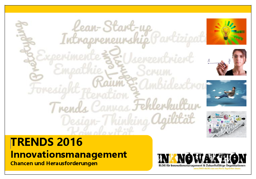 titelbild trendreport innovationsmanagement 2016