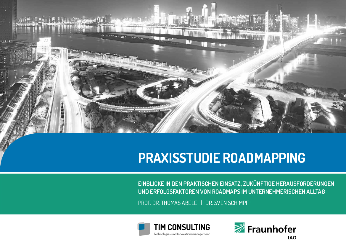Praxisstudie Roadmapping S. 1