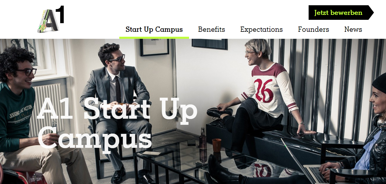 a1 start-up campus
